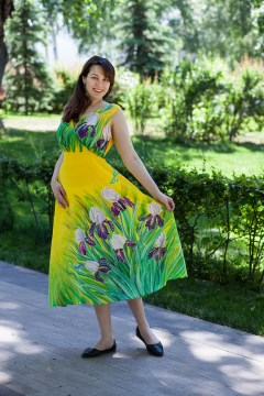 summerdress-irises-batik-silk